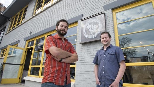 Upstate Craft Beer Co. in Greenville