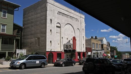 The Looney Bin Comedy Club debuts on Saturday evening at the historic Darress Theatre in Boonton.