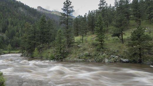 The Poudre River
