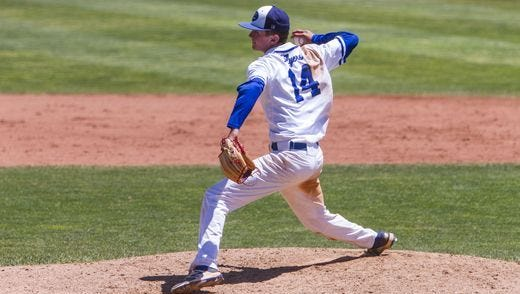 After winning the 3A state baseball title last month, Dixie's Kayler Yates recently announced his commitment to play baseball at the University of Utah.