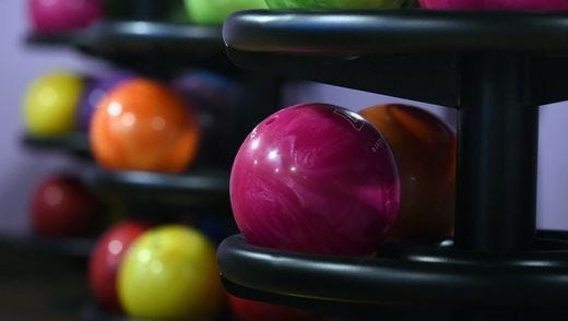 National Bowling Day is held the second Saturday in August.