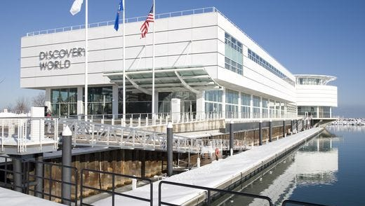 Discovery World closed its doors in March due to the coronavirus pandemic, and is set to reopen to the public on July 22, with safety precautions in place.