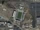 A 2017 aerial view of Sun Devil Stadium, home of the