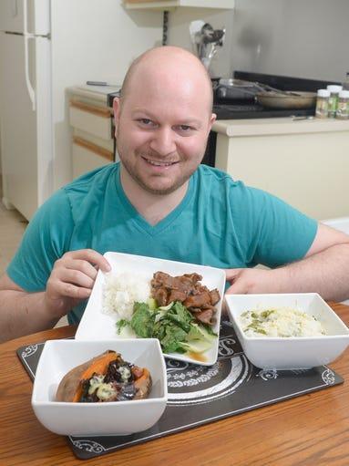 Jared Bobkin, executive chef of Local Kitchen and Bar,