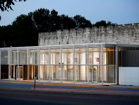 Local architecture firm BNIM received an American Institute