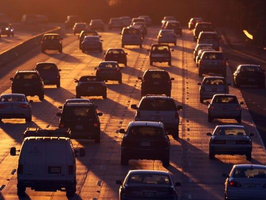 ventura freeway labor day
