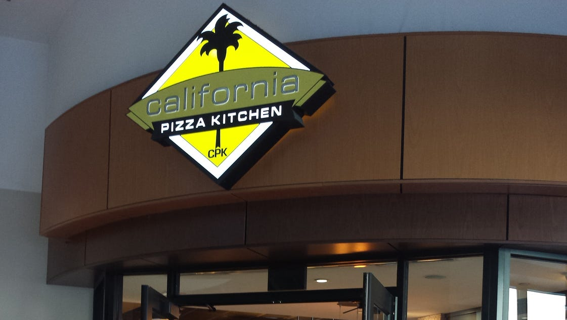 California Pizza Kitchen At Circle Centre Indianapolis In