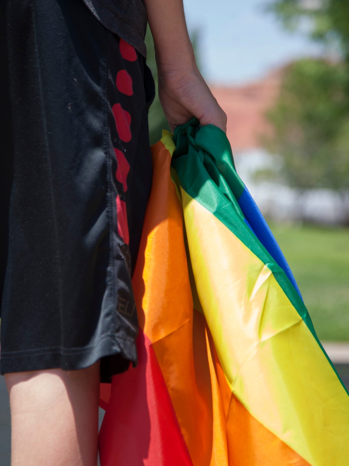 Youth who identify as transgender are 8 times more