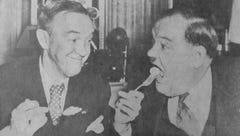 Our history: Laurel and Hardy brought laughter to Shubert Theater