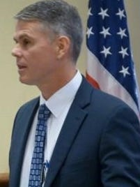 Prosecutor William Bateman was named Tuesday as Shasta County's next public defender.