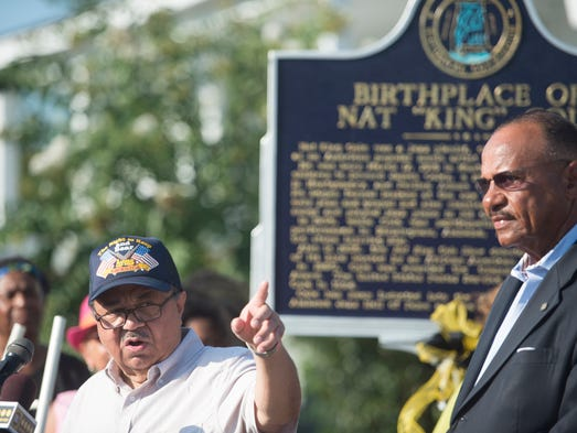 Childhood home of nat king cole receives historic marker for Holmes motor in montgomery al
