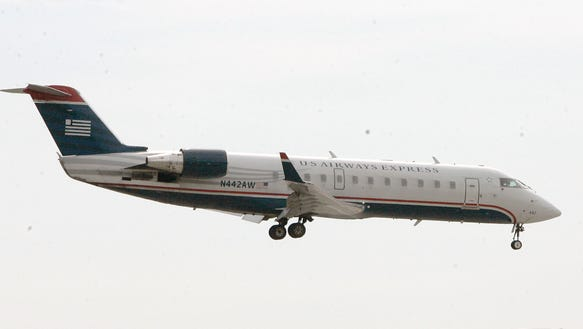 AA Fills In Route Map With New Flights From US Airways Hubs - Us airway map
