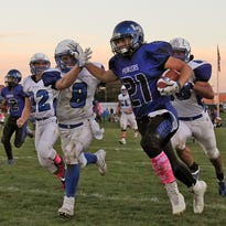 <strong><strong>Shane Lawler, Lampeter-Strasburg, Sr., RB</strong>:</strong>Lawler led the Pioneers in rushing last season with 726 yards and 10 scores while also contributing 28 receptions for 384 yards.With an array of 2015 L-S weapons graduated, Lawler could see a big workload in 2016.