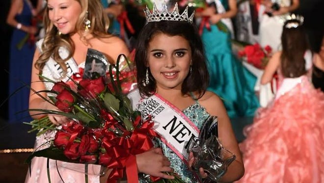 Brooke Sona, of Farmington, was recently crowned Pre-Teen New Mexico United States 2016 by the New Mexico United States Pageantry.