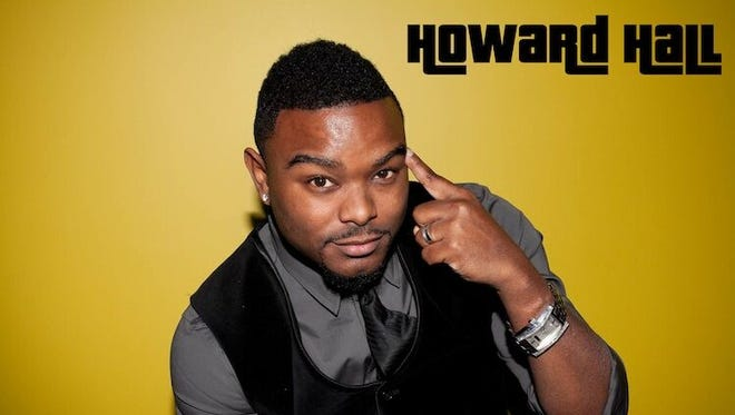Baton Rouge comedian Howard Hall will be at the Ballroom of Broussard Friday.