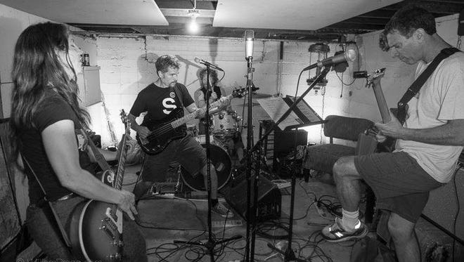 Salem band City of Pieces is playing Friday night at the Gov Cup and Saturday night at Christo's Pizzeria.