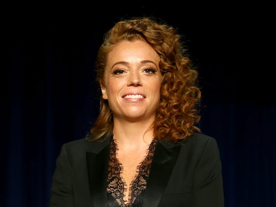 Michelle Wolf served as entertainer for this year's