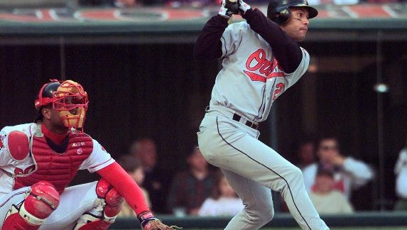 Before he was a 12-time All-Star, Roberto Alomar played for Reno's minor-league team.