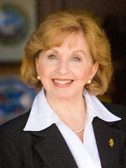 Former Monmouth County Clerk M. Claire French