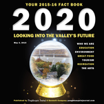 The cover of Factbook 2015.