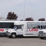 Golden Memories Transportation has changed its name to LINQ.