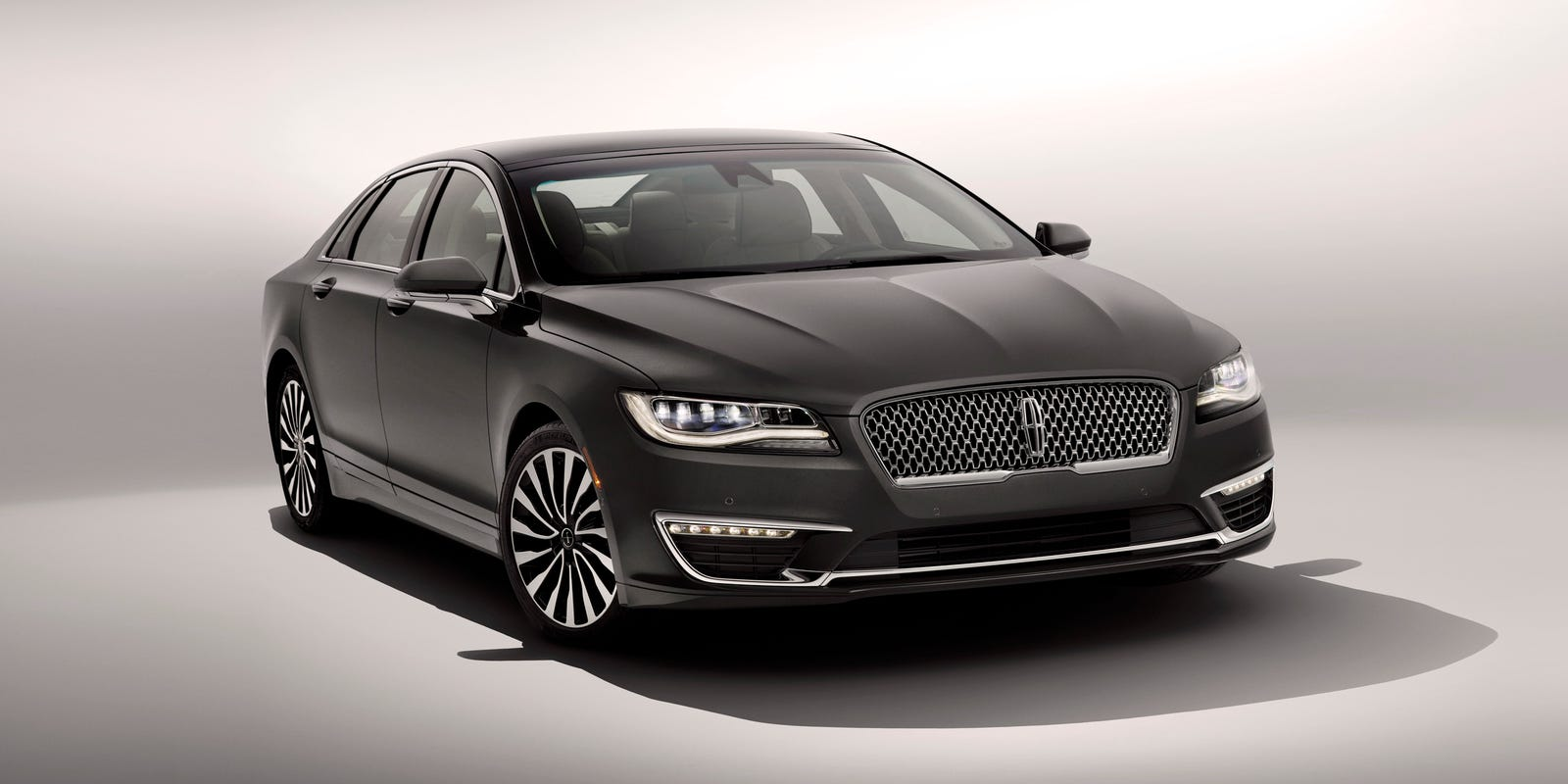 2017 Lincoln Mkz Upgrade Completes