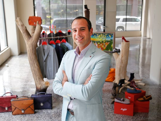 Massimiliano Stanco owns Lord Midas, which he planned to close but is keeping open as an outlet store.