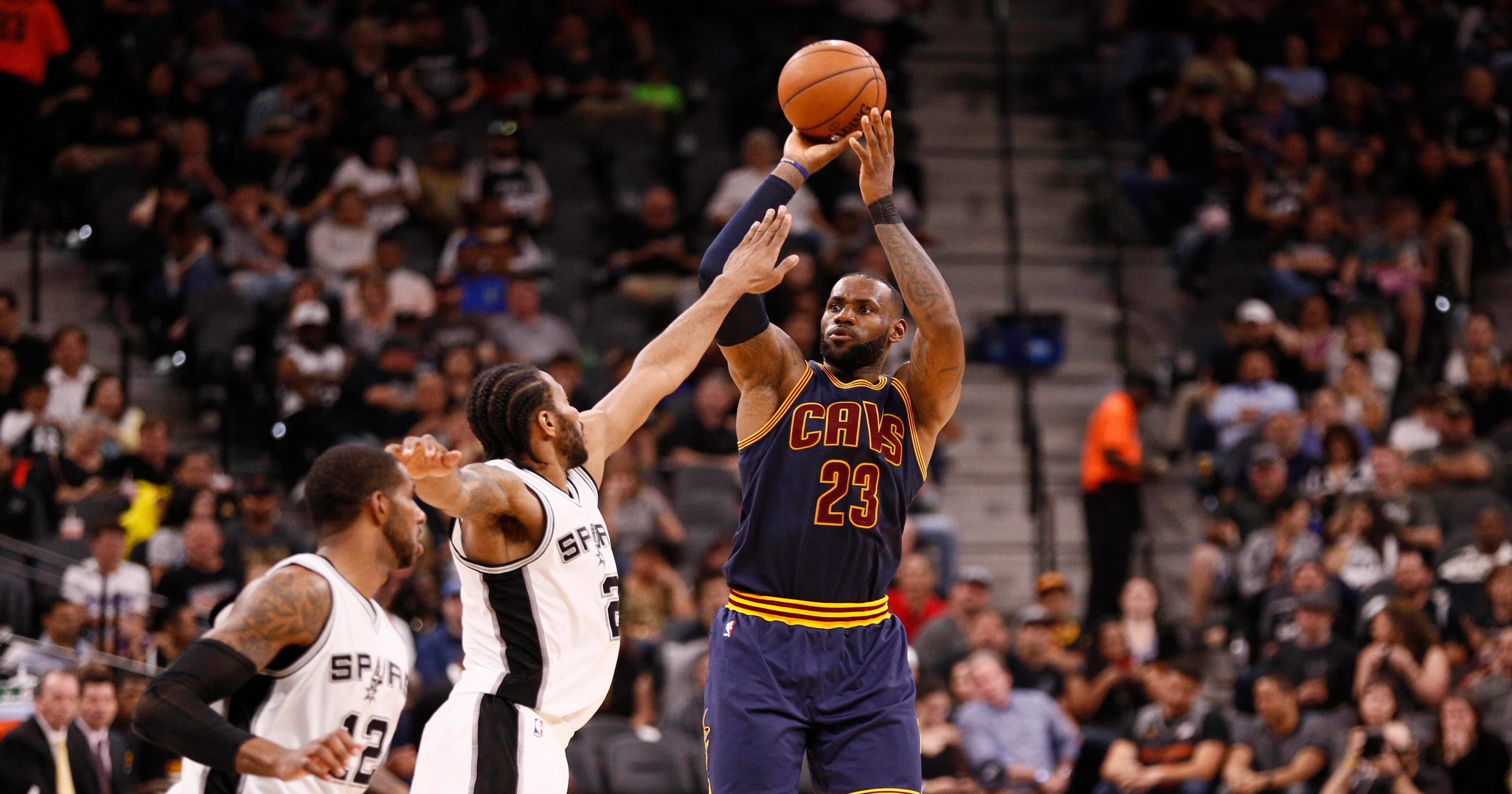 96b9f13a225 LeBron James  free agency  Which players could sway his decision