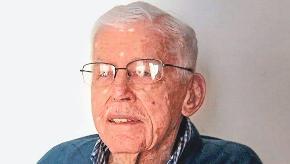 Robert Hinshaw 100th Birthday