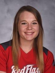 St. Francis softball player Hayley Norton (Spring Grove)