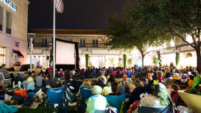 Movies in the Park kicks off at Biltmore Fashion Park on March 20.