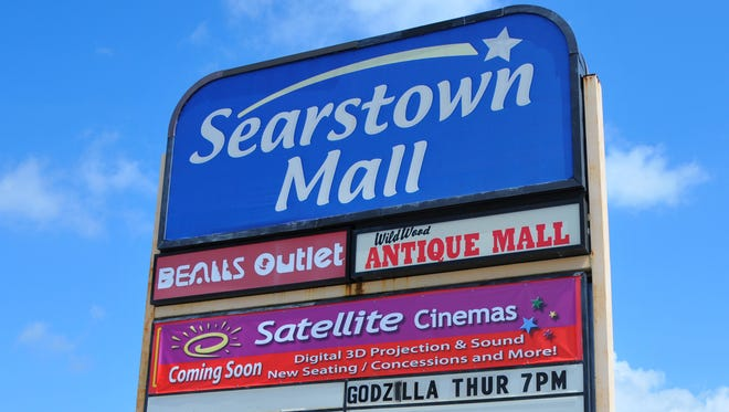 Searstown Mall in Titusville