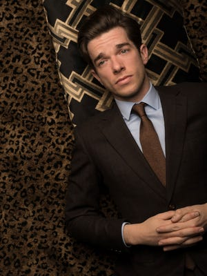 Comedian John Mulaney has upcoming shows in Atlantic City and Red Bank.