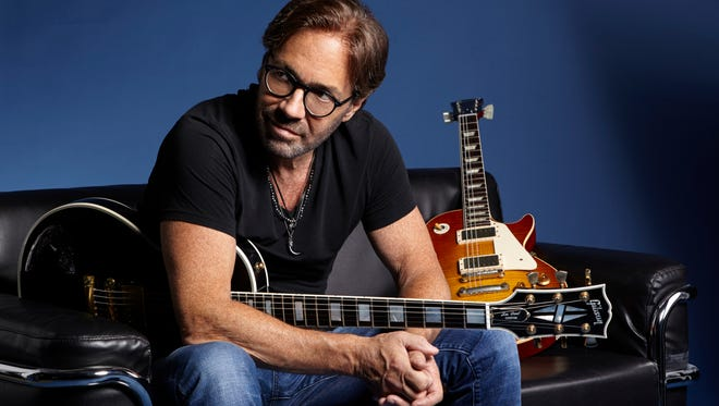 Guitarist Al Di Meola performs Aug. 20 at the Wilson Center Guitar Competition & Festival in Brookfield.