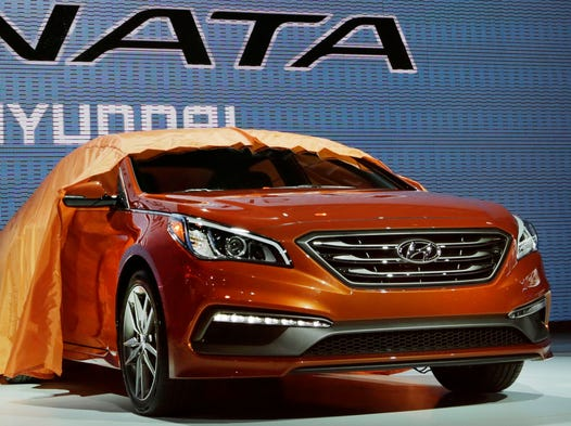 The 2015 Hyundai Sonata was introduced at the New York International Auto Show in April 2014. It drives smoother, goes better, provides more features and yet carries starting prices lower than the previous model.