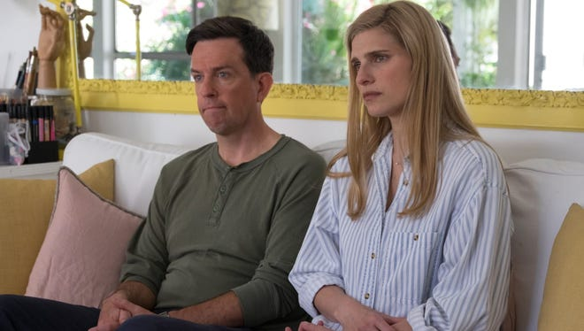 """""""I Do... Until I Don't"""" looks at three couples in different stages of their relationships. Ed Helms and Lake Bell star."""