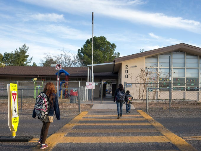 Sedona, Ariz., tested high for lead. The school did