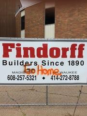 Vandalism found at the Tribune Building, June 23