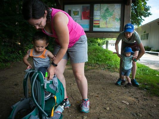 News: Baby Hike