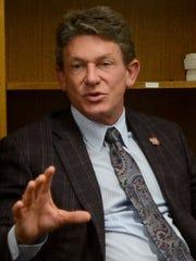 Economic and Community Development Commissioner Randy