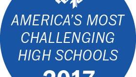 Dunellen has been named one of America's Most Challenging High Schools for 2017