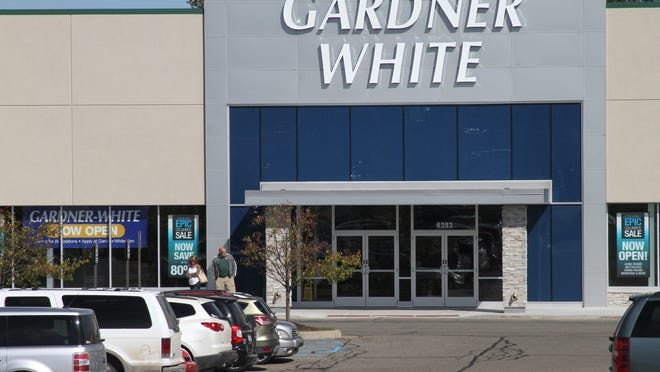 The Gardner-White Furniture store is open for business in the Brighton Mall. A grand-opening celebration is slated for Oct. 18.