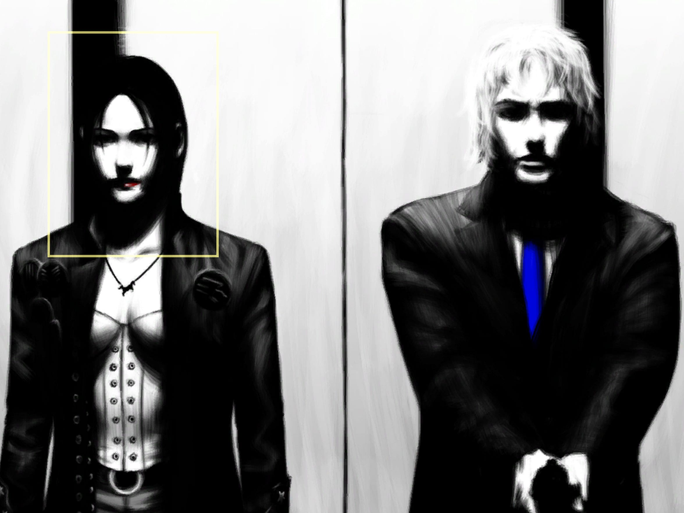 The 25th Ward: The Silver Case, PS4.