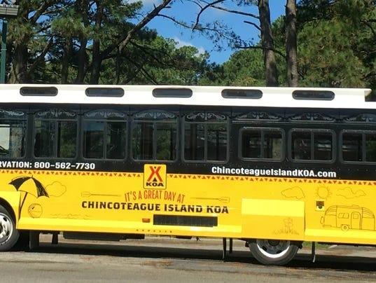 Chincoteague Trolley