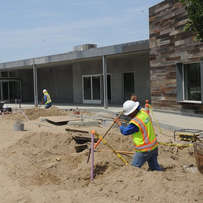 The Rio School District broke ground on its newest
