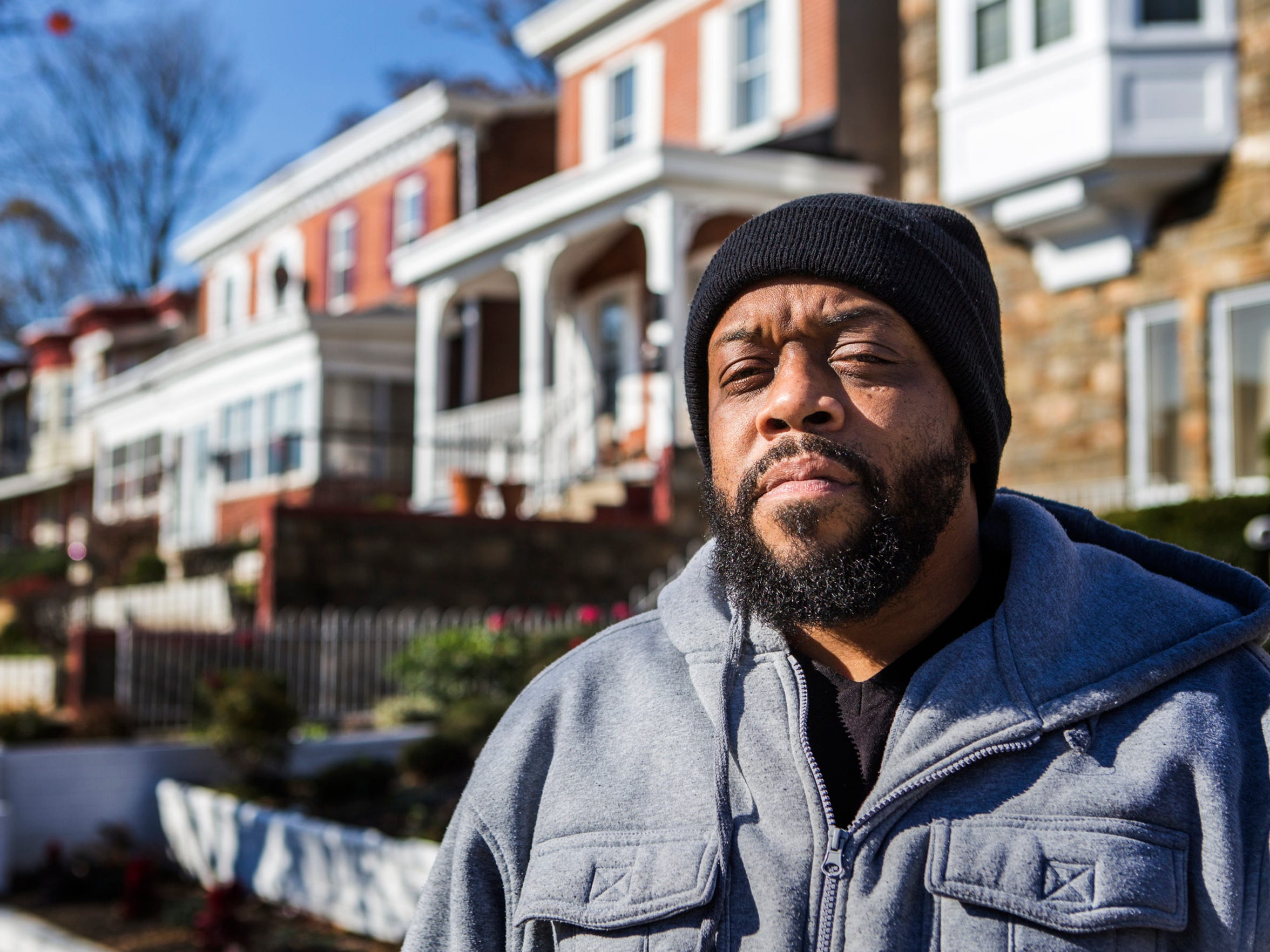 Joey Harrison, 35, lost two of his cousins to gun violence
