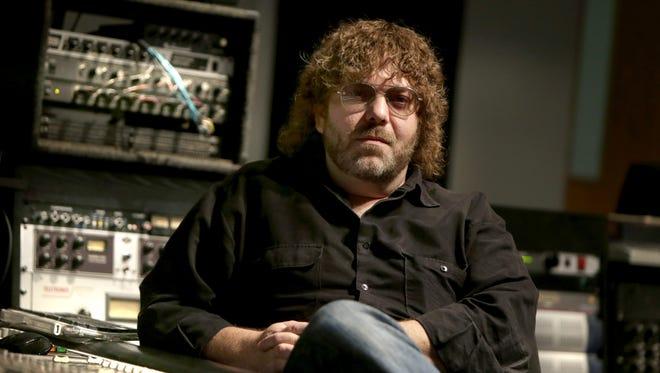 Rock Garden Studio owner Marc Golde in 2013.
