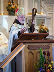 "Archbishop of Boston Cardinal Sean O""Malley speaks"