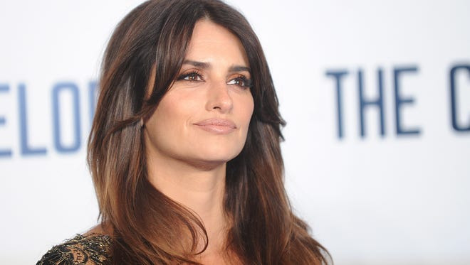 """Penelope Cruz attends a special screening of """"The Counselor"""" at Odeon West End on October 3, 2013 in London, England."""