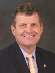 David Wantz was named interim director of the Department